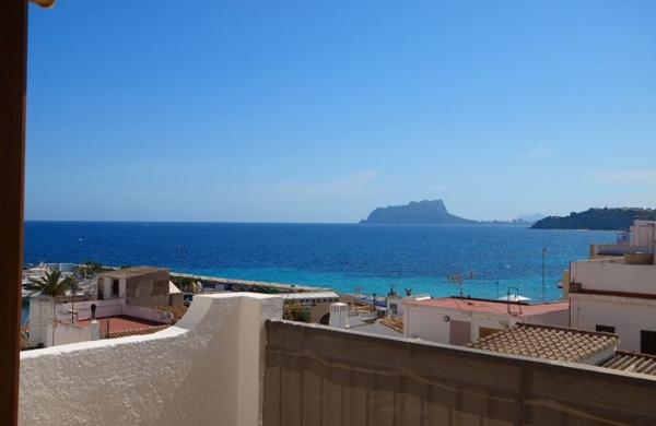 Apartment Moraira Costa Blanca North