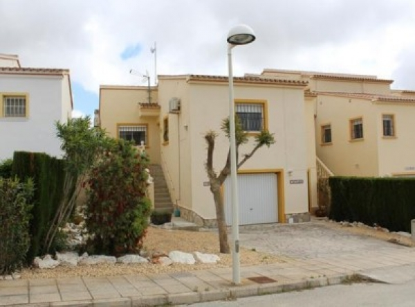 Apartment Benitachell Costa Blanca North