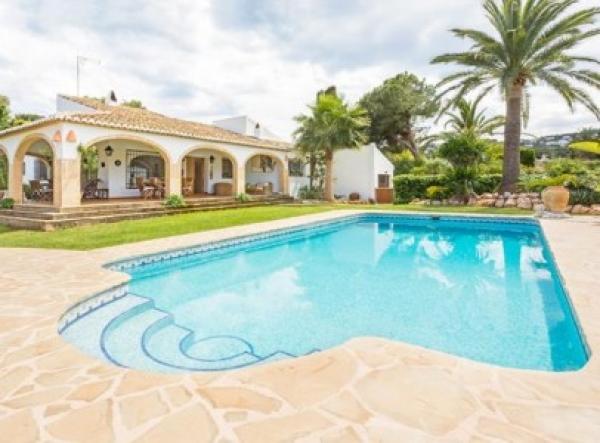 Tossalet - 4 bed renovated villa