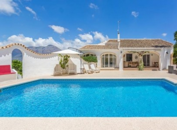 Villa Javea Costa Blanca North